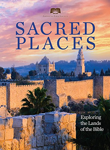 American Bible Society Sacred Places -  Hardcover