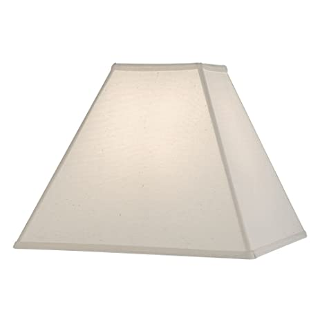 Large Square-Shaped Lamp Shade - Lampshades - Amazon.com