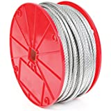 Koch Industries 003252 7 x 19 Galvanized Cable, 5/16-Inch by 250-Feet
