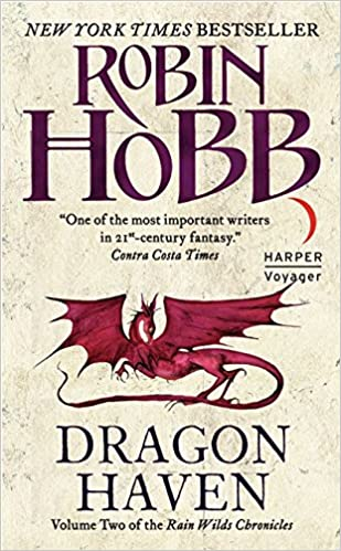 Interesting Words: Dragon Haven by Robin Hobb