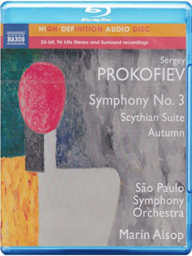 Symphony No. 3 (Blu-ray Audio)