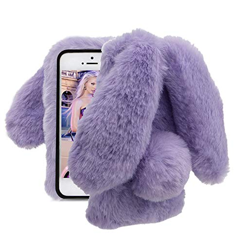 Fur Bunny Tail - Cistor Case for iPhone 6 Plus/6S