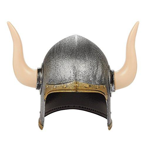 Juvale Kids Novelty Plastic Viking Horned Hat Helmet - Fun - Import It All 722f97b31