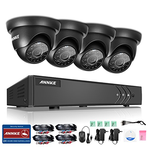 Security Recorder 1280TVL Weatherproof Cameras