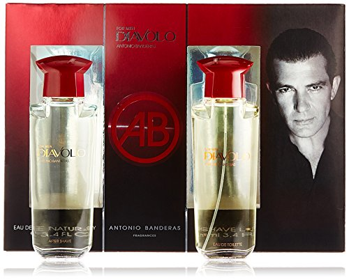 Antonio Banderas Diavolo for Men 2 Piece Gift Set