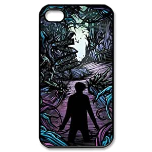 ByHeart A Day to Remember ADTR Hard Back Case Shell Cover Skin for Apple iPhone 4 and 4S - 1 Pack - Retail Packaging - 7920