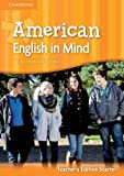 American English in Mind Starter Teacher's Edition, Brian Hart, 0521733308