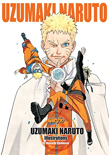(Uzumaki Naruto: Illustrations)