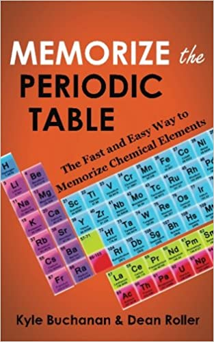 Buy memorize the periodic table the fast and easy way to memorize buy memorize the periodic table the fast and easy way to memorize chemical elements book online at low prices in india memorize the periodic table the urtaz Choice Image