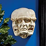 Design Toscano DB51037 Faces of a Nightmare Gothic