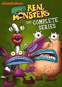 Aaahh!!! Real Monsters: The Complete Series by Charles Adler