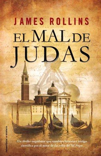 EL MAL DE JUDAS (Roca Editorial Misterio) (Spanish Edition)