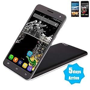 "Cewaal Unlocked 5.5"" Inch Smartphone Quad Core Android5.1 Single SIM 1G+8G Phone"