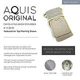 Aquis - Exfoliating Back Scrubber, Deep Clean