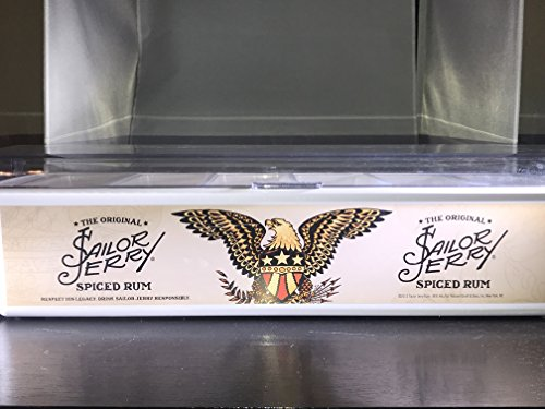 Jerry Rum (Sailor Jerry Spiced Rum Napkin and Condiment Caddy)