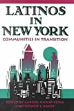img - for Latinos In New York by Gabriel Haslip-Viera (1997-01-22) book / textbook / text book