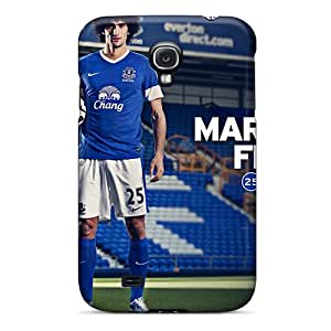 Awesome Design Famous Fc Of England Everton Hard Case Cover For Galaxy S4