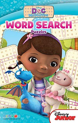 McStuffins Search Puzzles Disney Junior product image