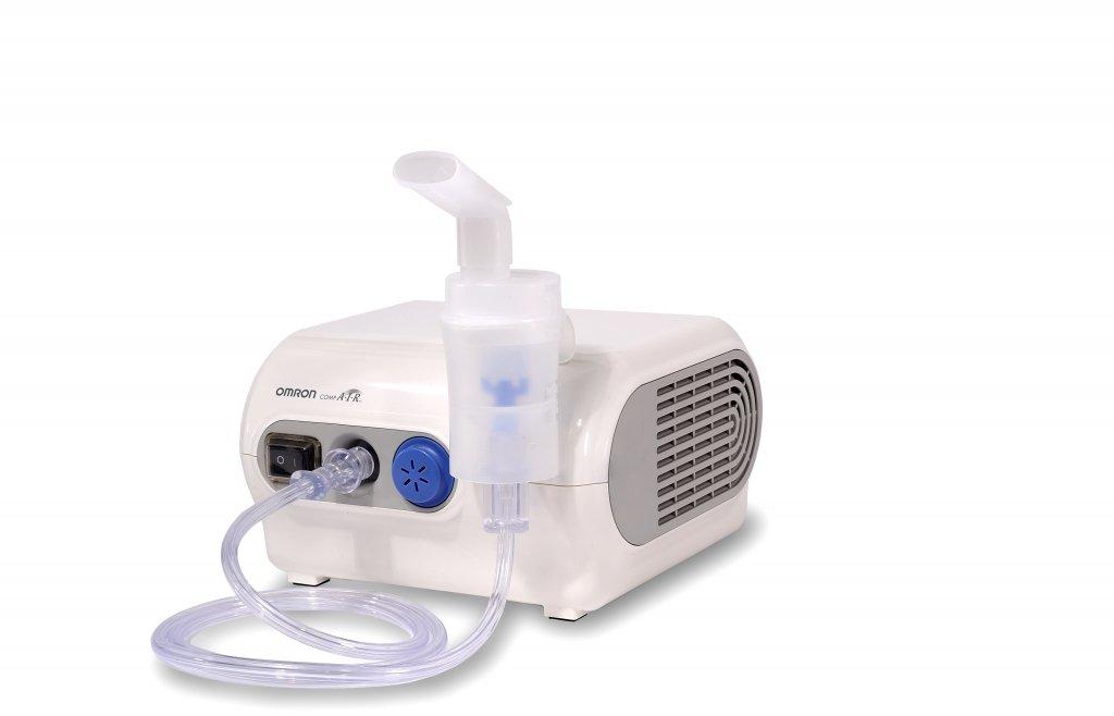 OMRON C28P CompAir Inhalador con tecnología Virtual Valve