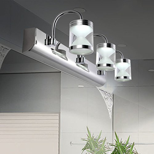Up to date 33W LED Acrylic Bathroom Front Mirror Lights Toilet Wall Mounted Lamps