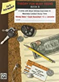 Theory for Busy Teens, Melody Bober and Gayle Kowalchyk, 0739081950