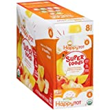 Happy Tot Organic Baby Food Pouches (Pack of 16)