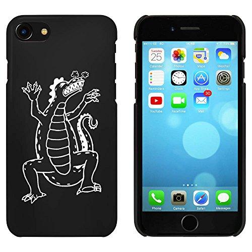 Noir 'Dragon' étui / housse pour iPhone 7 (MC00057645)