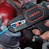 KNIPEX Tools - Automatic Wire Stripper, 10-24 AWG