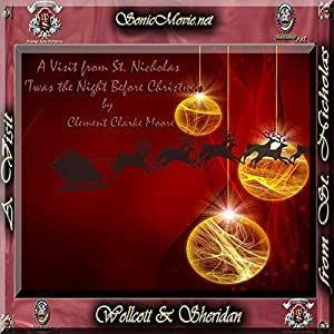 A Visit from St. Nicholas Audiobook