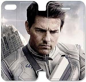 caso del tirón del cuero Tom Cruise E8D27X7 iPhone 5C funda T6M44H2 diseño de la caja del teléfono funda de cuero de bricolaje