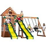 Backyard Discovery Journey All Cedar Wood Playset Swing - Best Reviews Guide