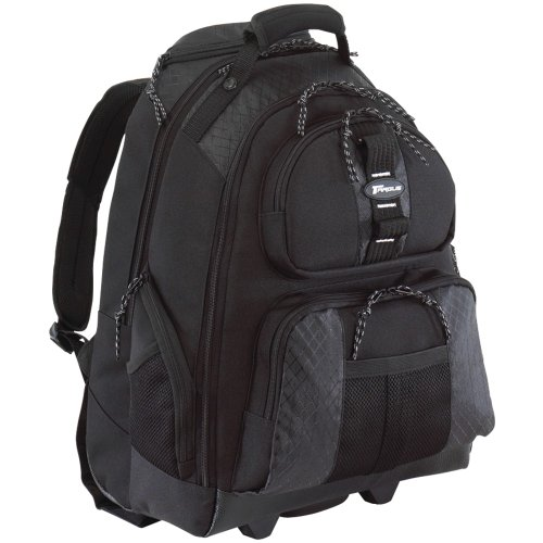 Rolling Laptop Backpack - 5