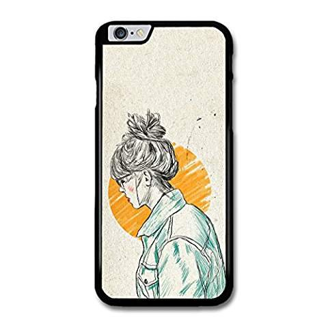 girl-with-a-bun-sketch-hair-color-original-art-illustration-case-for-iphone-6-plus-6s-plus