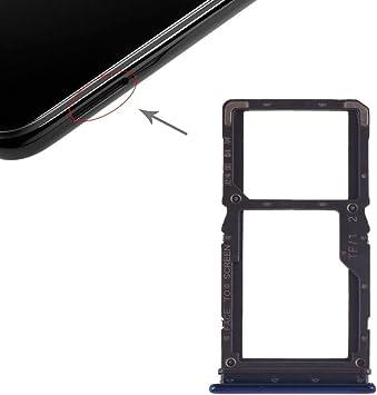 Wigento - Bandeja para Tarjeta SIM para Xiaomi Redmi Note 7 / Pro ...
