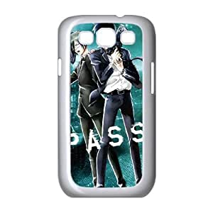 Samsung Galaxy S3 9300 Cell Phone Case White Psycho Pass JWL Discount Cell Phone Cases