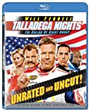 DVD : Talladega Nights: The Ballad of Ricky Bobby (Unrated and Uncut) [Blu-ray]