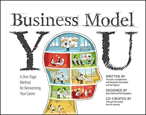Business Model You: A One-Page Method For Reinventing Your Career [Tim Clark - Alexander Osterwalder - Yves Pigneur] (Tapa Blanda)