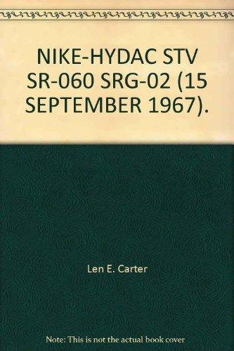 NIKE-HYDAC STV SR-060 SRG-02 (15 SEPTEMBER 1967).