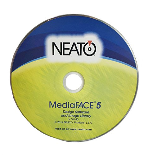 Label Software (Neato MediaFACE5 Design Software)