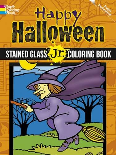 Halloween Stained Glass - 6