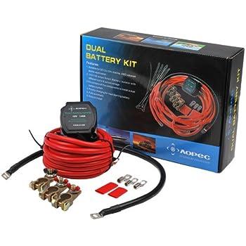 51pFALgtMVL._SL500_AC_SS350_ amazon com jaycorp dual battery isolation kit with 140a smart