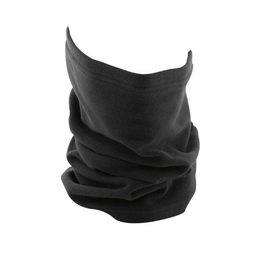 Zanheadgear Fleece/Spandex Motley Tube (Black)