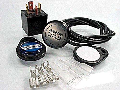 Blocchetto accensione Elettrica Motogadget m-Lock