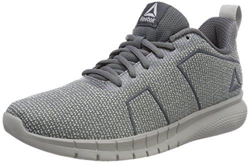 Pour 000 Reebok Hommes Instalite Pro Chaussures De Gris Stark Course Grey alliage CwwqXg4