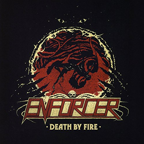 Enforcer: Death By Fire (Audio CD)