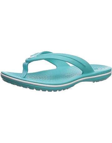 5cb81c9b Crocs Crocband Flip GS, Zapatos de Playa y Piscina Unisex Niños