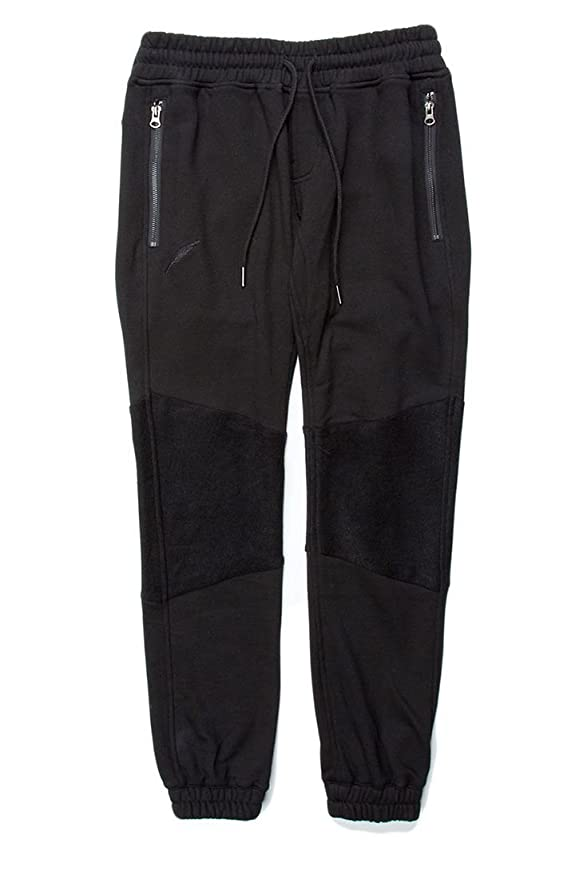 de9c8f50880 Publish Brand - Women s Sophanny Jogger Pants - Black -  Amazon.co.uk   Clothing