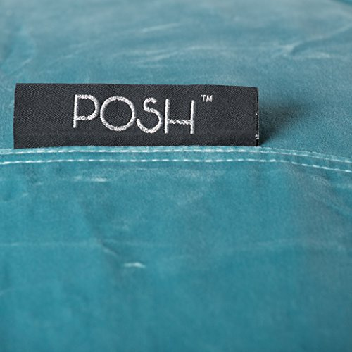 POSH - Spa Velvet - Extra Large Bean Bag Chair by CordaRoy's (Image #4)