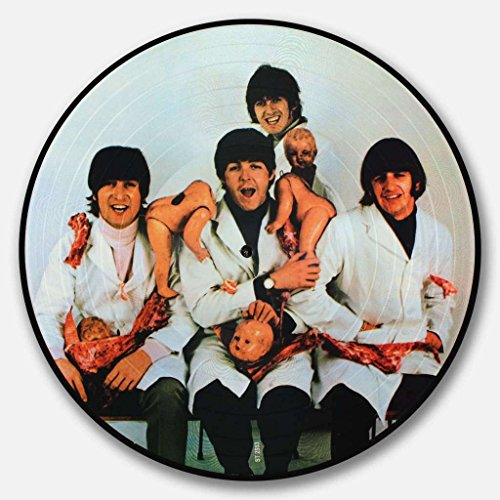(The Beatles - Yesterday and Today - Butcher Cover - LP Picture Disc - UK Import)