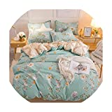 The fairy Girl's Room Decoration Bedspread Bedding Set Twin Full Queen King Size Bedclothes Duvet Cover Bed Sheet Pillowcase,A4,Queen Cover180By220